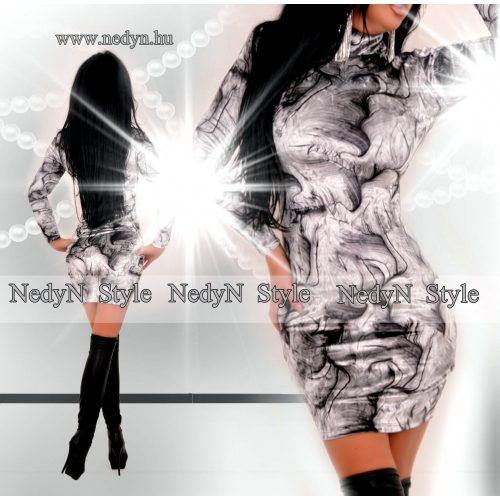 Dámske mramorové šaty (Dámske mramorové šaty)