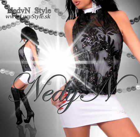 Dámske minišaty ,sexy šaty-Nedyn