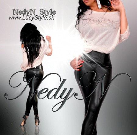 Sexy legíny s vysokým pásom,Nedyn