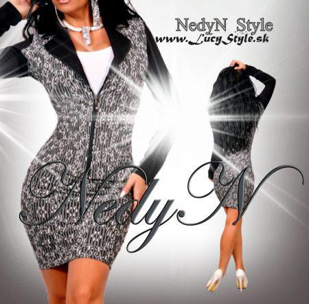 Dámsky kostým,sako na zips+sukňa (Dámsky kostým,sako na zips+sukňa)