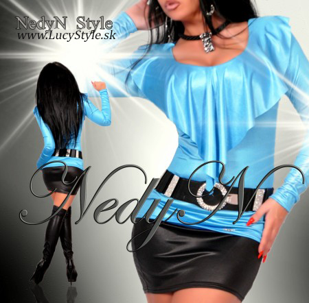 Elegantný dámsky top-Nedyn