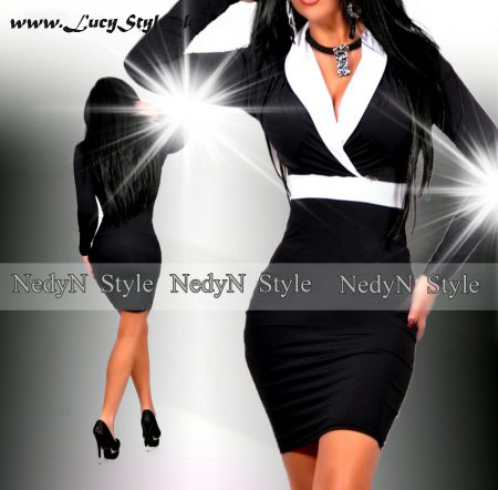 Elegantné dámske šaty (Elegantné dámske šaty )