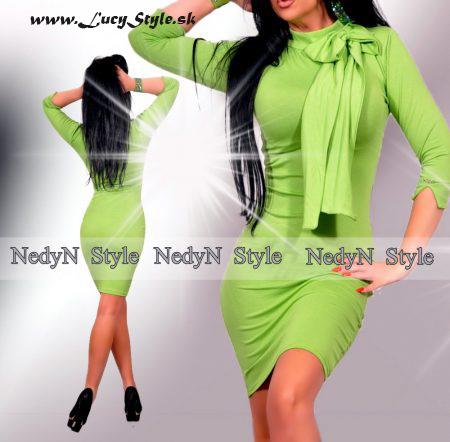 Dámske zelené šaty (Dámske zelené šaty )