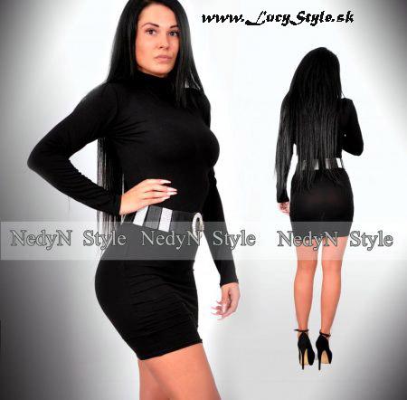 Dámske čierne šaty (Dámske čierne šaty )