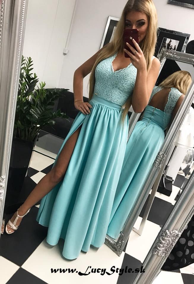74c5100b949a Krásne spoločenské dlhé šaty