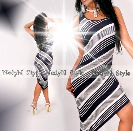 Dámske asymetrické šaty (Dámske asymetrické šaty )