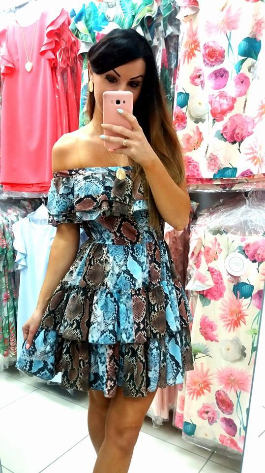 Štýlové dámske šaty na leto (Štýlové dámske šaty na leto) 8da74733b3d