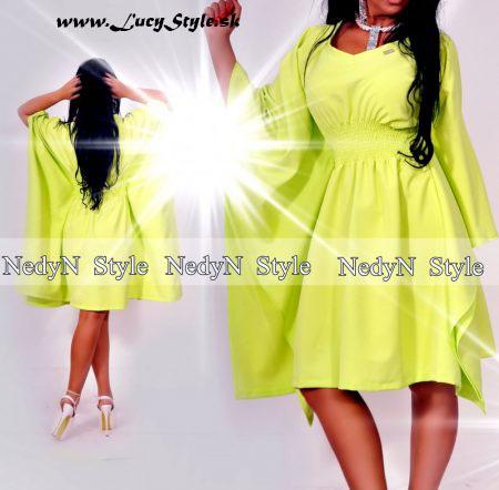 Dámske neonové šaty (Dámske neonové šaty)