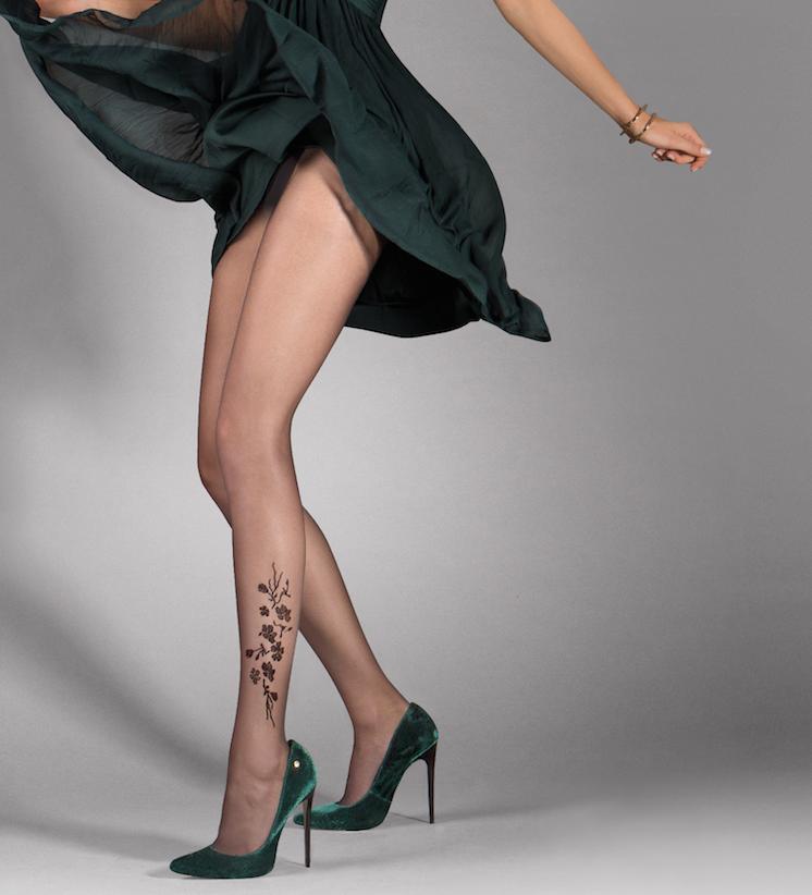 Exkluzivné dámske pančuchové nohavice (Exkluzivné dámske pančuchové nohavice)