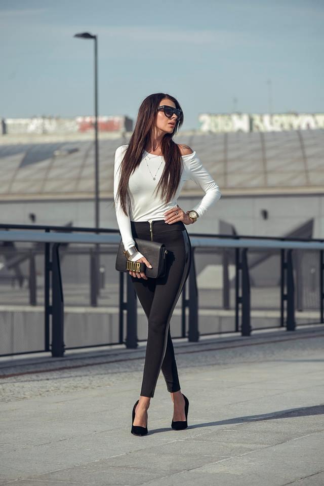 Dámske nohavice na zips (Dámske nohavice na zips)