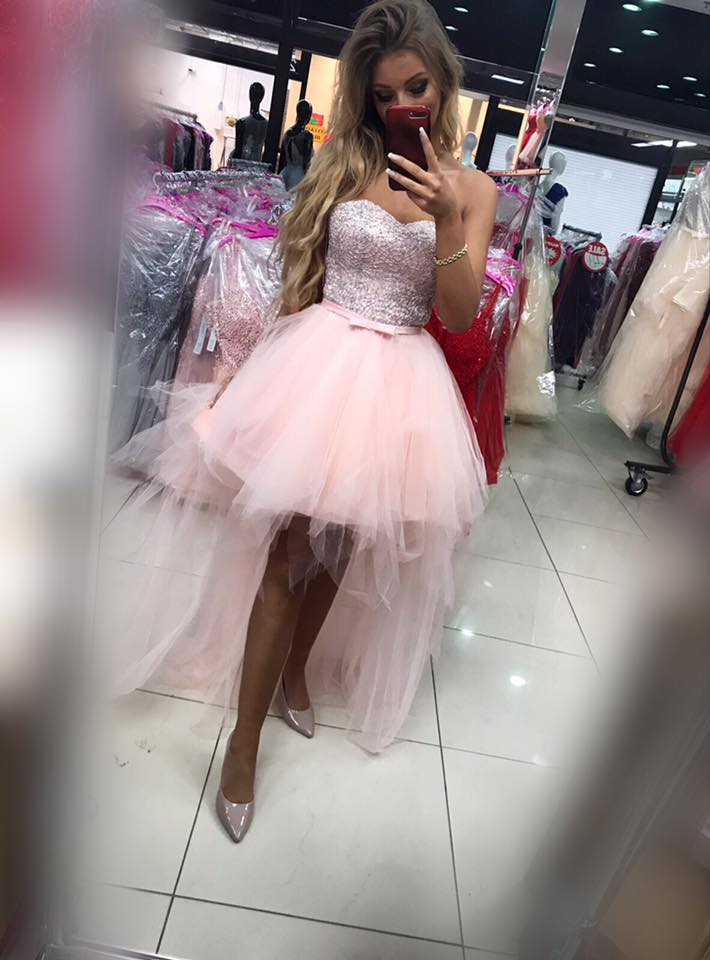 293d9e17b Krásne spoločenské šaty, ružové (Krásne spoločenské šaty, ružové)