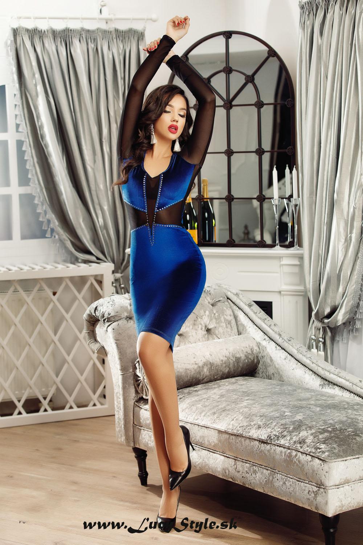Dámske elegantné šaty (Dámske večerné elegantné šaty )