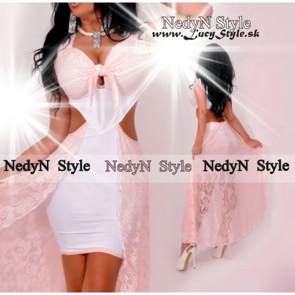 Krásne originálné dámske šaty (Krásne originálné dámske šaty na leto)