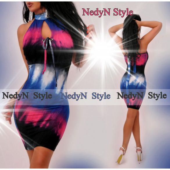 Batikované letné šaty (Trendy batikované šaty na léto)