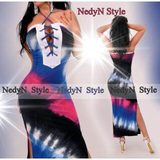 Krásne dámske maxi šaty (Krásne dámske maxi šaty na leto)