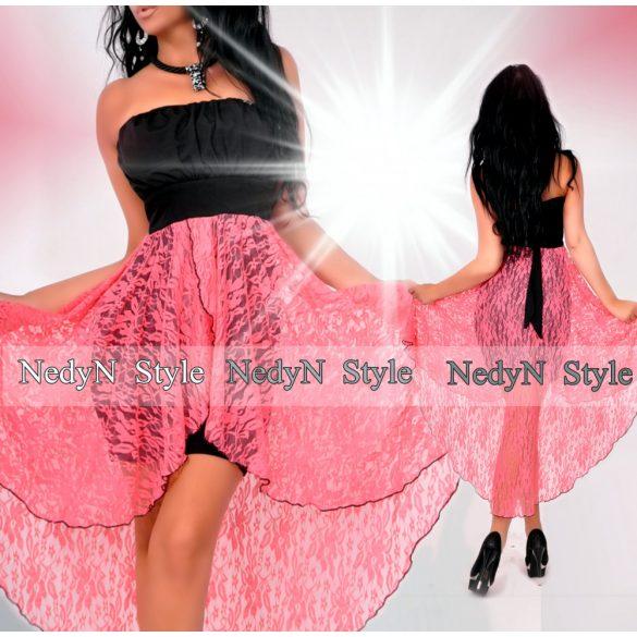 Dámske šaty bez ramienok (Dámske šaty bez ramienok)