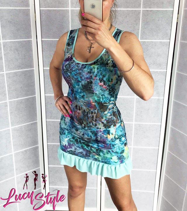 Dámske letné šaty (Dámske letné šaty )