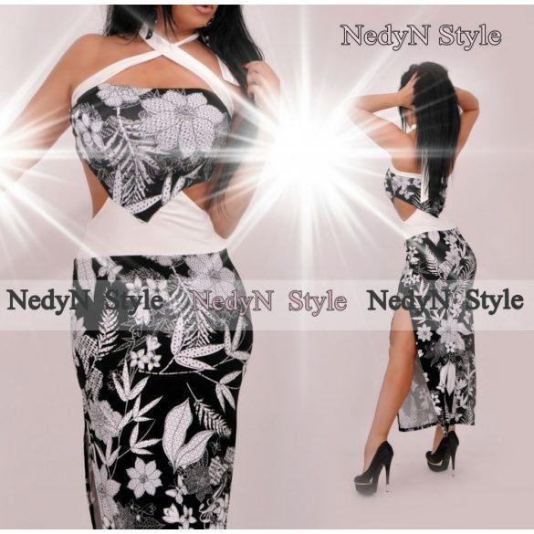 Dámske vzorované maxi šaty (Dámske vzorované maxi šaty )