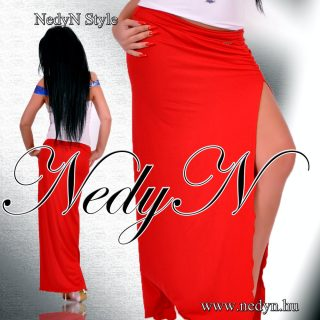 Dámska červená sukňa (Dámska červená sukňa )