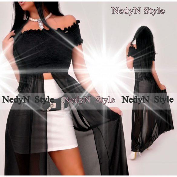 Čierna dámska tunika (Čierna dámska tunika)