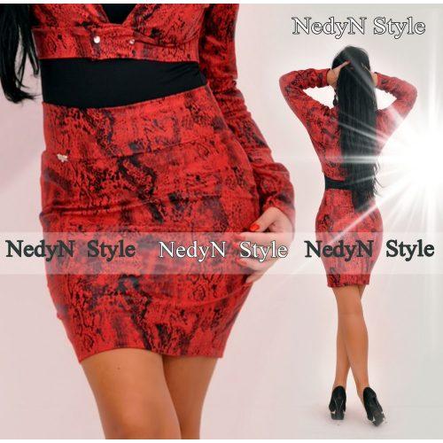 Dámska sukňa s vysokým pásom (Dámska sukňa s vysokým pásom)