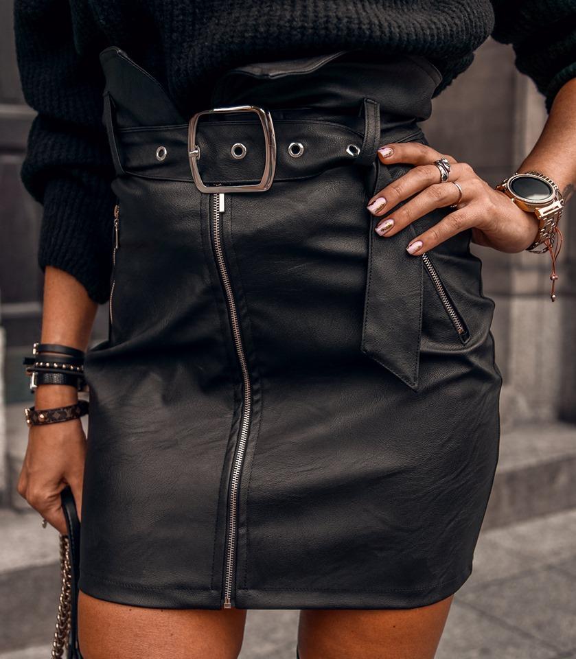 Dámska sukňa na zips (Dámska sukňa na zips)