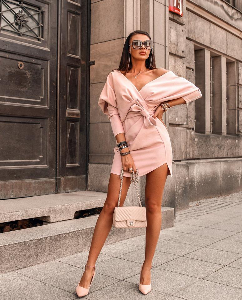 Dámske jesenné šaty (Luxusné a trendy dámske šaty)