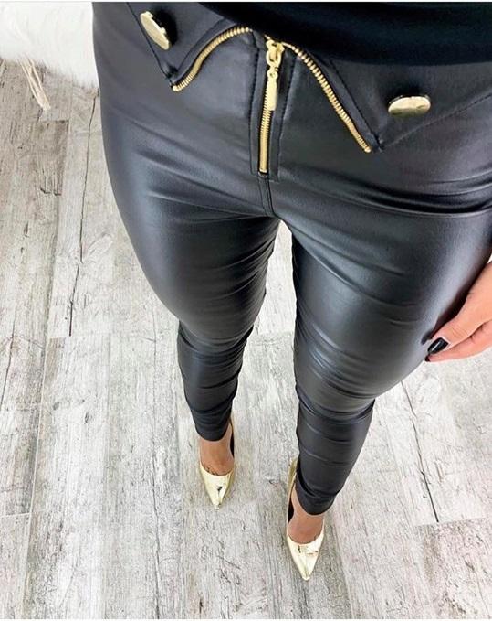 Dámske voskované nohavice (Dámske voskované leginové nohavice)