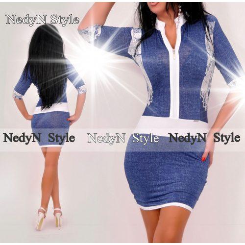 Dámske šaty na zips (Dámske šaty na zips)