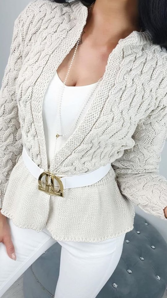 Luxusný dámsky sveter (Luxusný dámsky sveter)