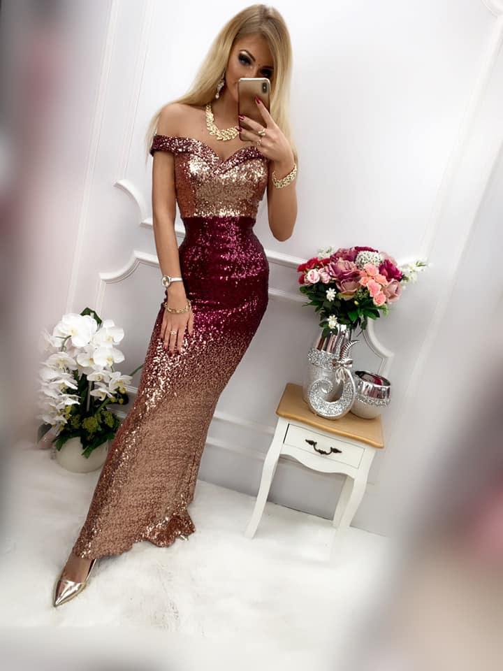 Luxusné spoločenské šaty (Luxusné spoločenské šaty )