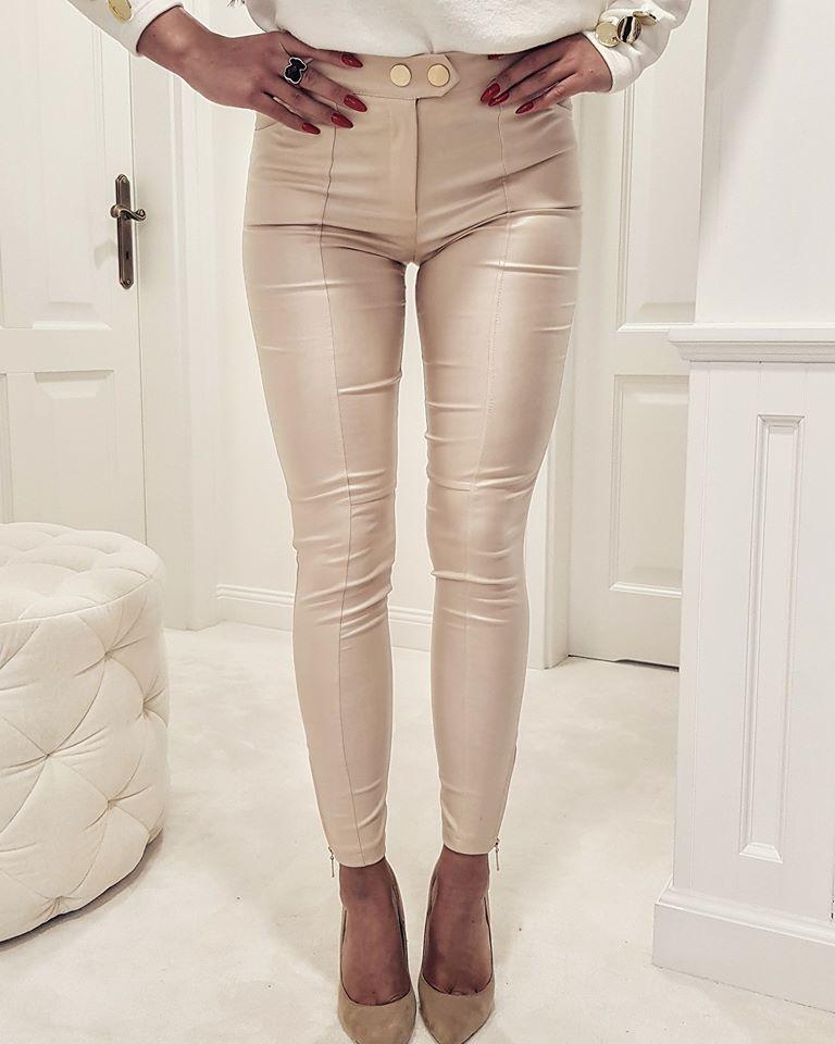 Dámske nohavice (Dámske koženkové nohavice)