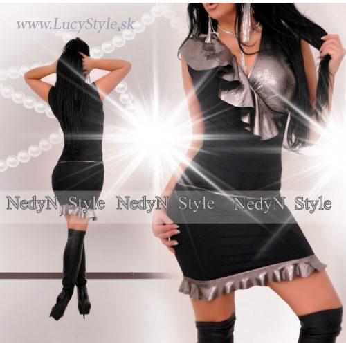 Dámske šaty s volánikom (Dámske šaty s volánikom)