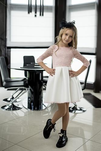 Dievčenské spoločenské šaty empty b752e28e2d9