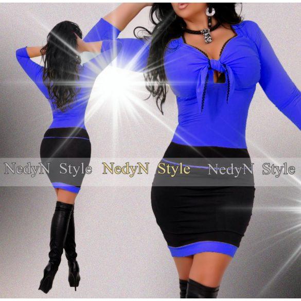 Dámske šaty s dlhým rukávom empty 9ef50e00a94
