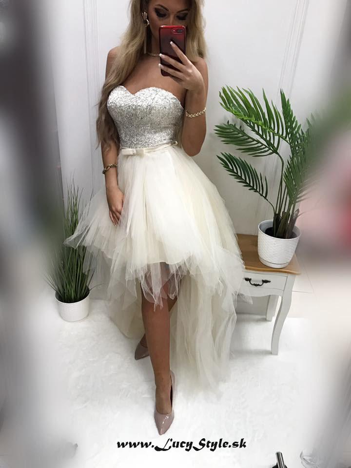 ff62bfa06745 Krásne spoločenské šaty